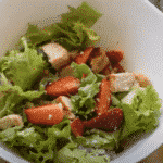 Mother's Day Grilled Chicken Salad