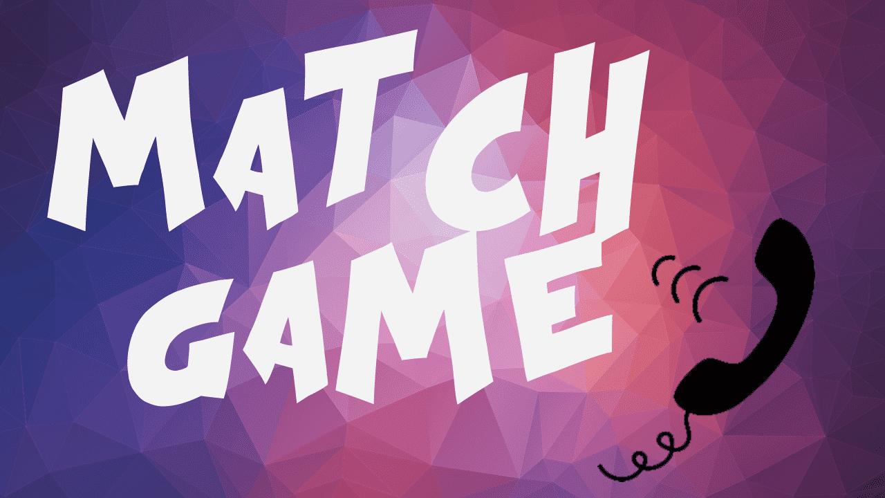 Match Game 2020