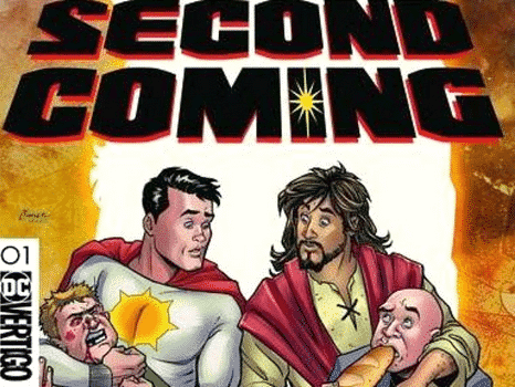 Comic Book About Jesus Canceled!
