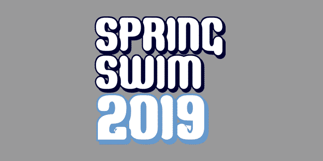 From the Spring Swim 2019 recipients