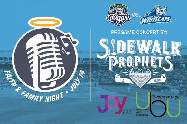 Sidewalk Prophets at the Whitecaps!