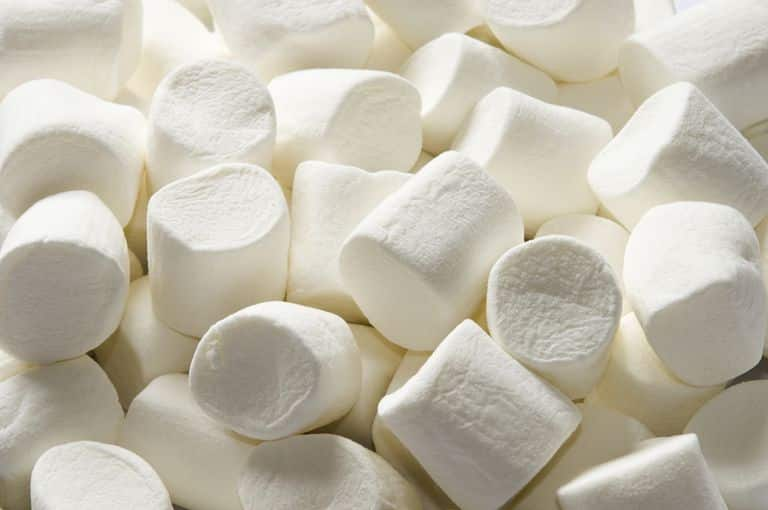 Bag of marshmallows that are sticking together?
