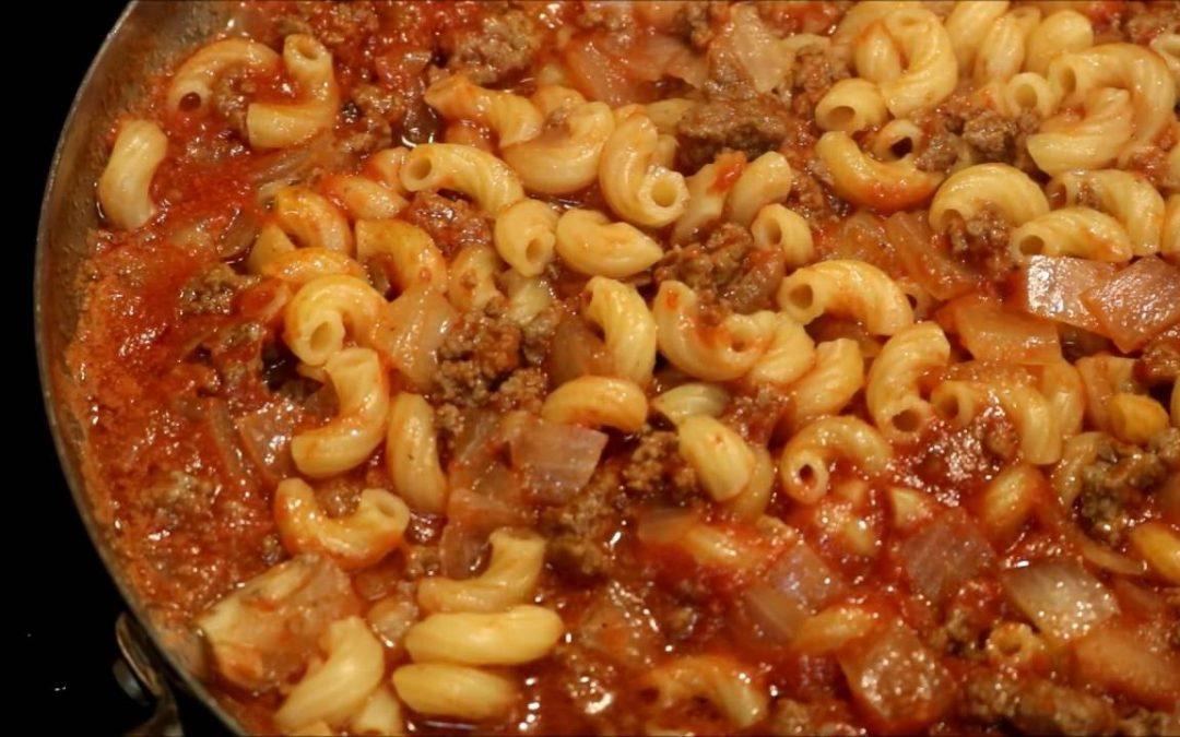 Macaroni Skillet
