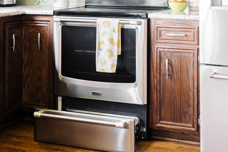 Mom Tip: A Hidden Feature to Help Clean Your Oven