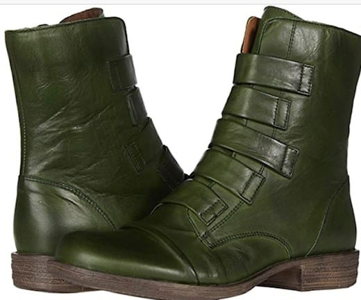 This Year's Boot Trends…