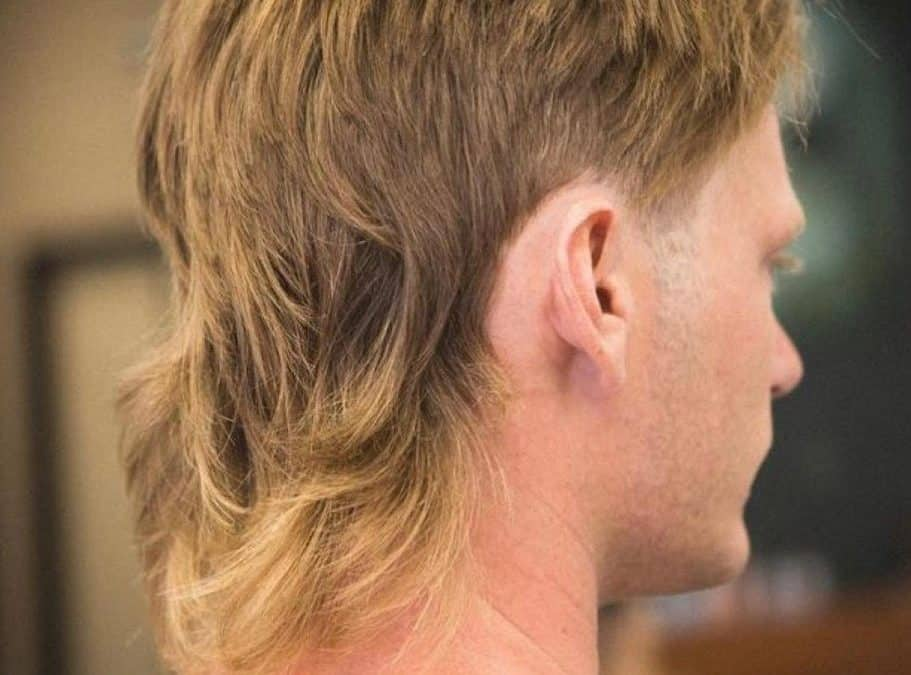 The return of the mullet!